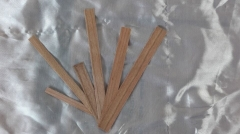 Wooden Candle Wicks Soy Wax - Medium Crackle 8*90mm(Bag of 40)