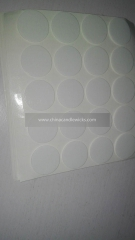 The diameter of 2cm thickness 1mm for the candle wicks Double Sided Adhesive Foam Mounting Pads white
