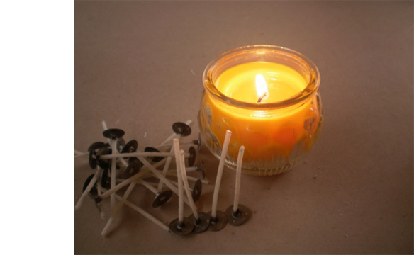 cotton candle wicks